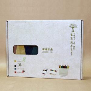 樟湖藍染套組-台灣最美農村故事館