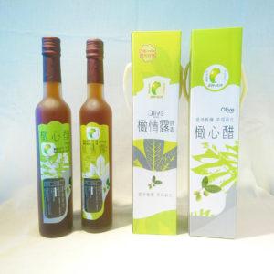 愛情橄欖、幸福新化-橄心醋/橄情露-台灣最美農村故事館