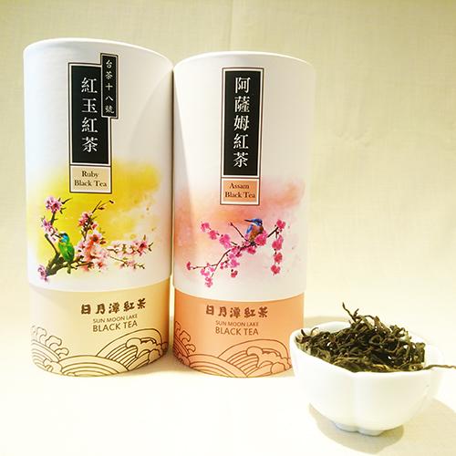 拾参村紅茶75g罐盒裝(紅玉/阿薩姆/原生種)-台灣最美農村故事館