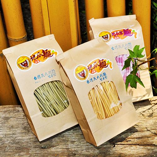 溪州麵線(地瓜麵、火龍果麵、地瓜葉麵)台灣最美農村故事館