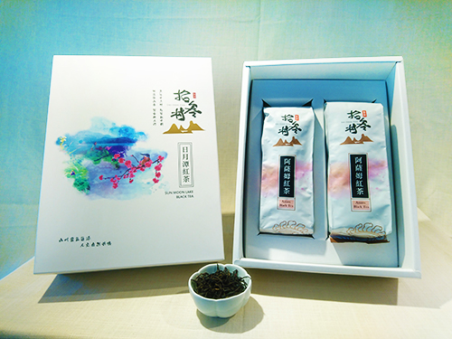 拾参村純白茶禮盒(紅玉/阿薩姆/原生種)-台灣最美農村故事館
